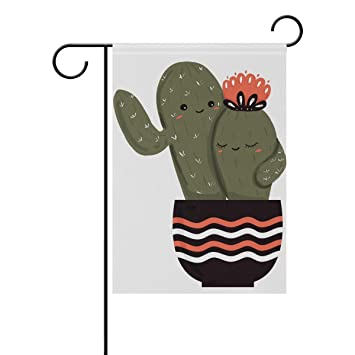 Amazon com : Top Carpenter Cactus Love And Hug Double-Sided