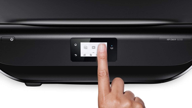 Impresora de inyección de tinta multifunción