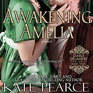 Awakening Amelia Audiobook