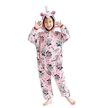 BERTHACC Pijama Animale Disfraz Stitch Traje,Niña Adulto ...