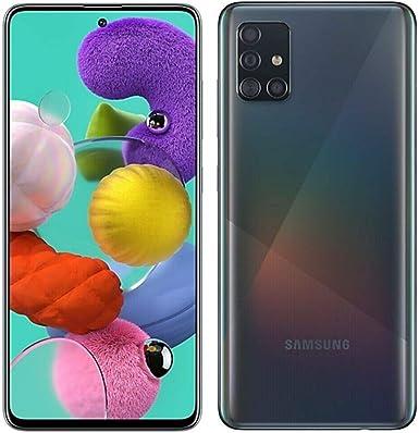 Samsung Galaxy A51 (128 GB, 6 GB) 6,5 Pulgadas, 48 MP Quad Cámara ...