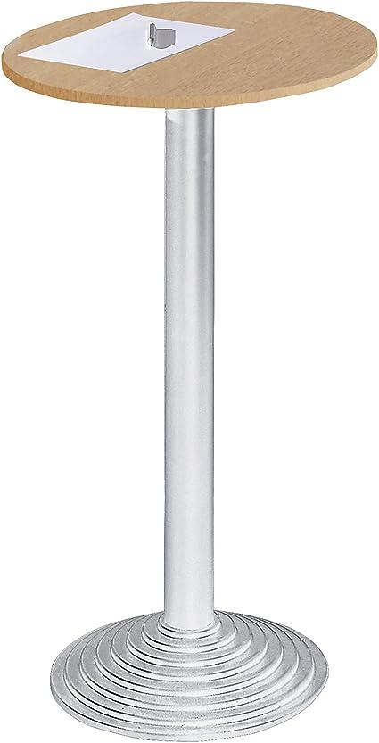 SODEMATUB 60000ha pie mesa, 600 mm, haya/aluminio: Amazon.es ...