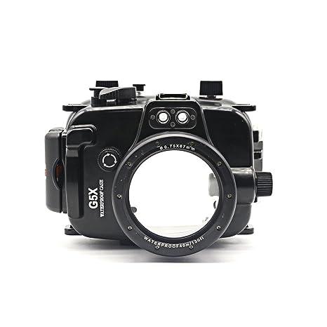 CameraPlus carcasa submarina