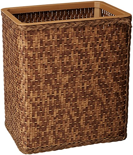 - LaMont Home Carter Collection - Rectangular Wastebasket