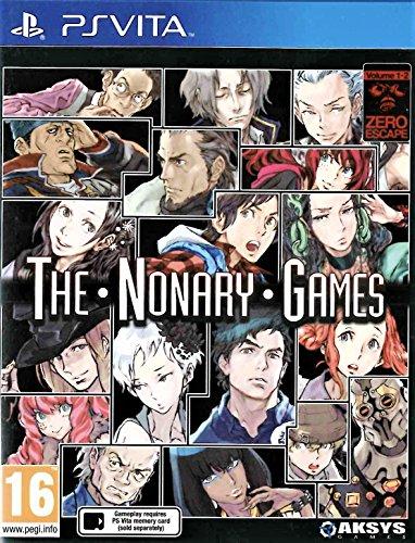 (psvita)The Nonary Gamesノナリーゲーム - EU版 [並行輸入品] (Nonary Game)