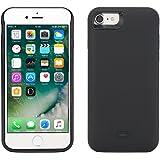 """Lenuo 5200mAh Power Bank iPhone 7 Custodia Batteria Cover Ricaricabile a lunga durata, Backup Custodia per Apple Iphone 7 (4.7"""") - Nero"""