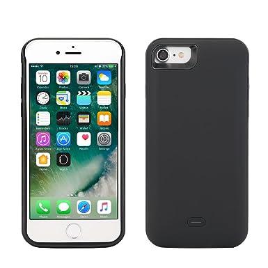 Funda iPhone 7 Cargador de batería de 5200 mAh, Lenuo Slim ...