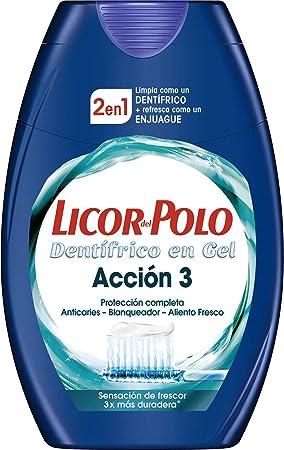 Licor del Polo - Pasta de dientes 2 en 1 Acción 3 - Protección en ...