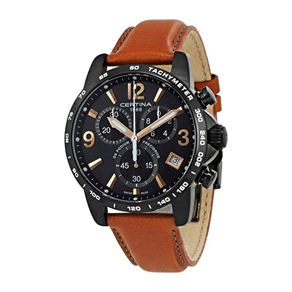 CERTINA DS PODIUM RELOJ DE HOMBRE CUARZO 41MM C034.417.36.057.00: Amazon.es: Relojes