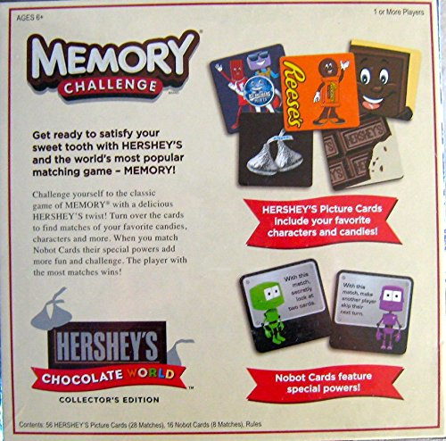 Amazon memory challenge hersheys collectors edition toys amazon memory challenge hersheys collectors edition toys games solutioingenieria Choice Image