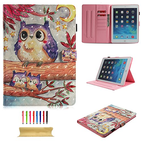 Uliking Tablet Lightweight Wallet Pencil