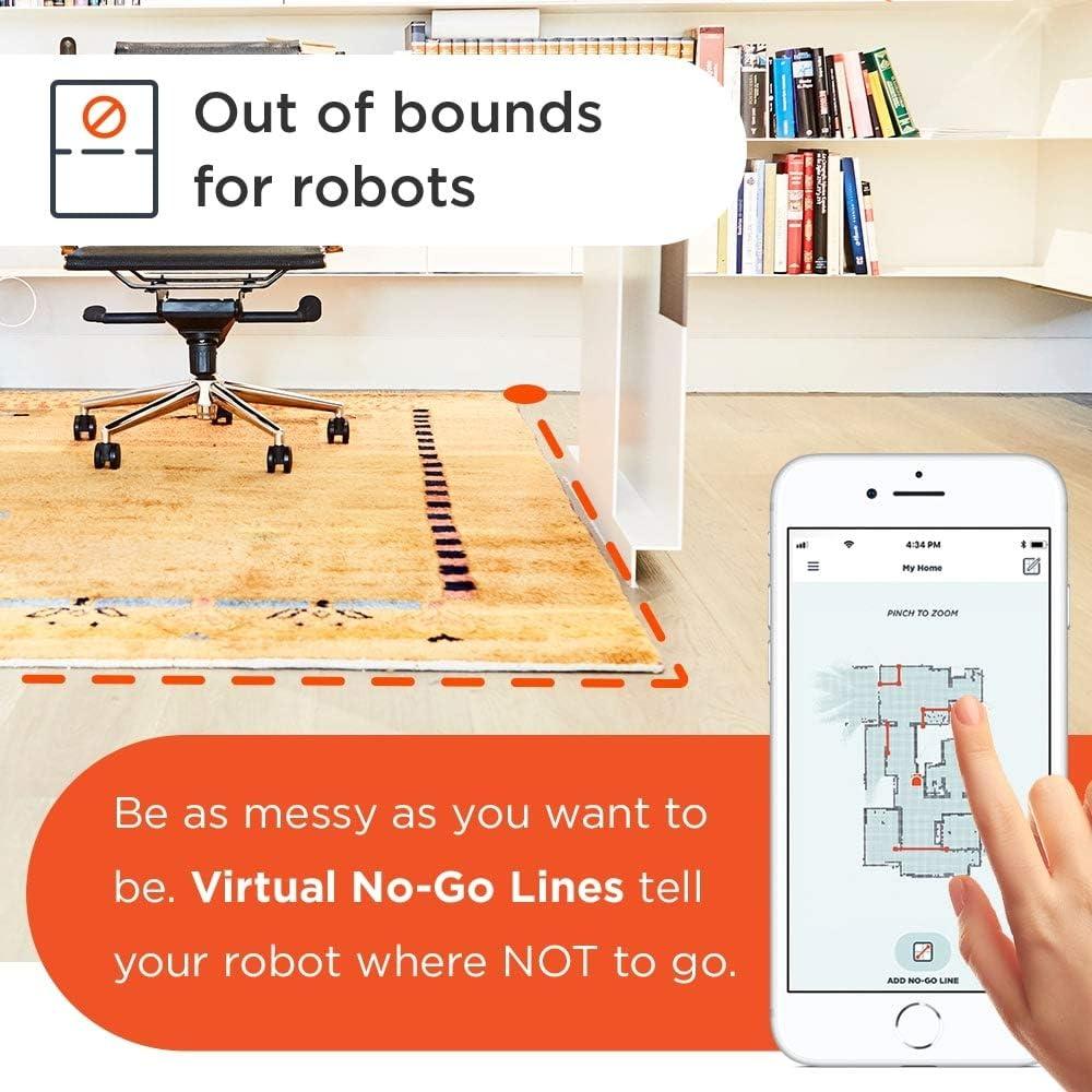 Neato Robotics D6 Robot Aspirador Inteligente - aspirador robot ...