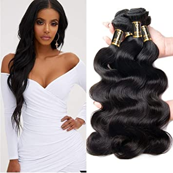 Hair Extensions & Wigs Human Hair Weaves The Cheapest Price Body Wave Bundles With Closure Brazilian Human Hair Weave With Closure Non Remy Human Hair Weave Bundles With Lace Closure Reliable Performance