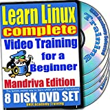 Learn Linux Complete for a Beginner Video Training and Four Certification Exams Bundle, Mandriva Edition. 8-disc DVD Set, Ed.2011