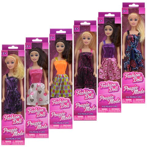 American Fashion Dolls, 11