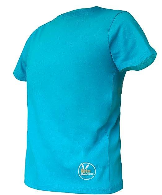 Camisetas Antimosquitos para Adultos con Permetrina, el Repelente de Insectos más Potente. Fabricadas en