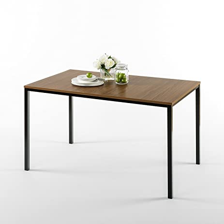 Amazon.com: Zinus Modern Studio Collection Soho Dining Table ...