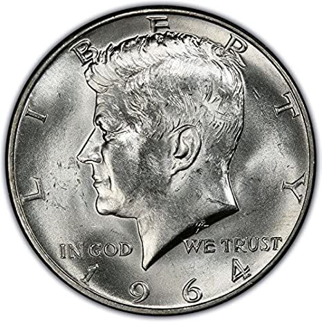 1976-D KENNEDY HALF DOLLAR IN UNC CONDITION  A-9-18