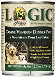 Nature's Logic Venison Canned Dog Food (12 Case), 12/13.2 oz/One Size Review
