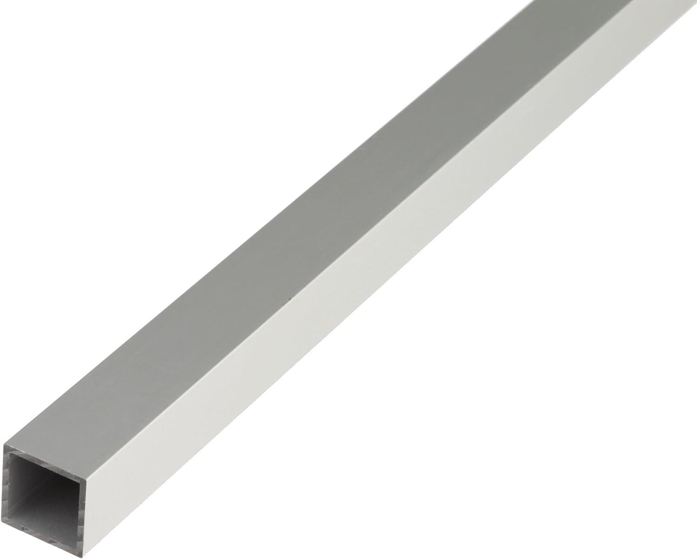 natur 1000 x 10 x 10 mm Aluminium GAH-Alberts 474157 Vierkantrohr