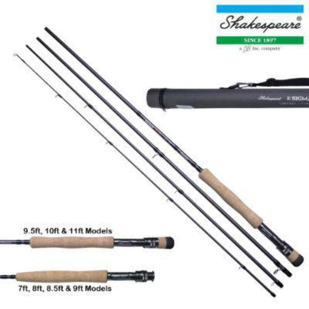 cd31f240c4a2 Shakespeare Sigma sUPRA fLY ROD 10FT  8  Amazon.co.uk  Sports   Outdoors