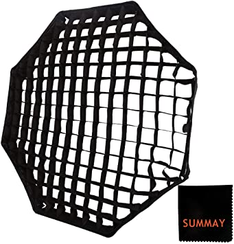 Grid Only Godox Octagon 120cm 47 Umbrella Softbox Honeycomb Grid for Studio Flash Speedlite