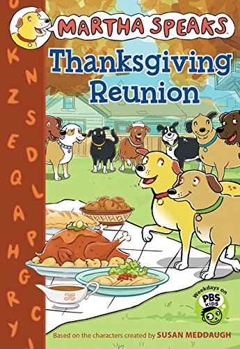 Download Martha Speaks: Thanksgiving Reunion (Chapter Book) PDF