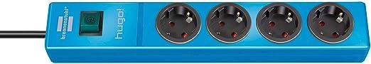 2 opinioni per Brennenstuhl 1150610184 power extension- power extensions (Black, Blue)