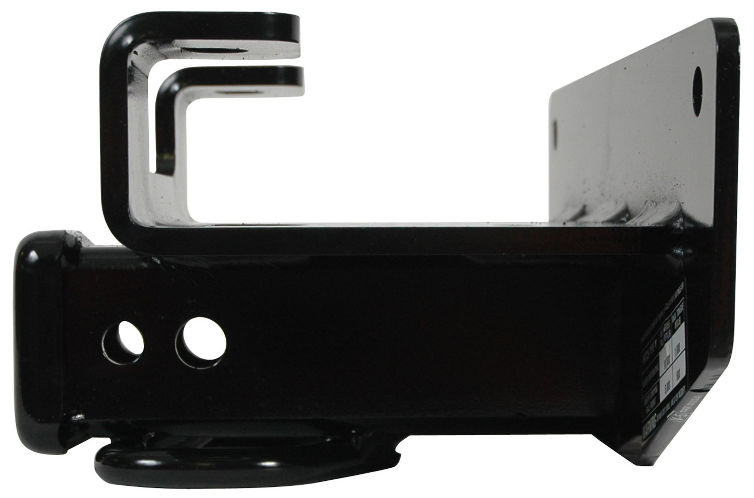 Reese 37084 Class III Custom-Fit Hitch with 2 Square Receiver opening includes Hitch Plug Cover Reese Towpower