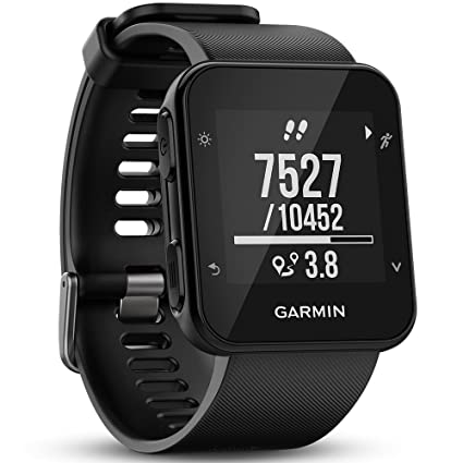 4182499291f Garmin Forerunner 35 GPS Running Watch with Wrist-Based Heart Rate and  Workouts - Black  Amazon.co.uk  Electronics
