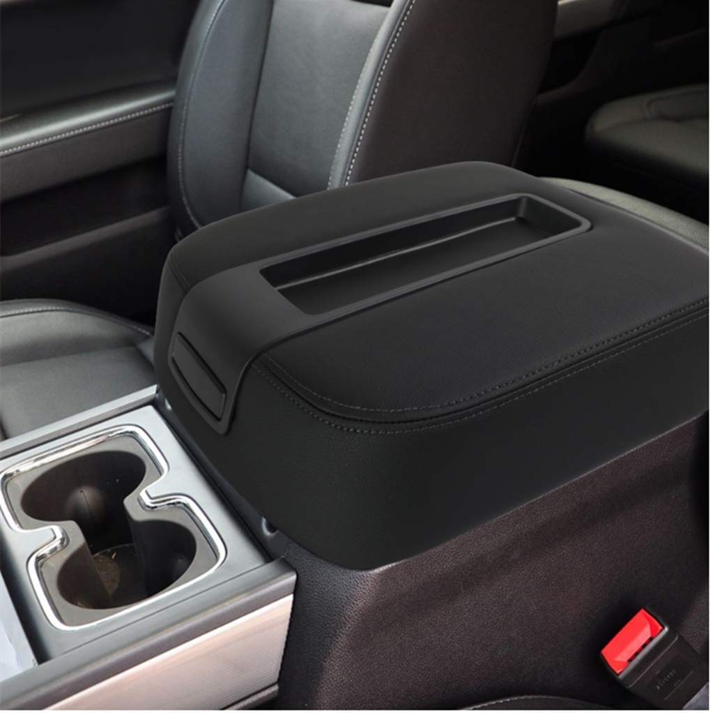 JAUTO Center Console Lid Kit for Select GM Vehicles - Replaces 15217111 15941534 - Black by JAUTO (Image #4)