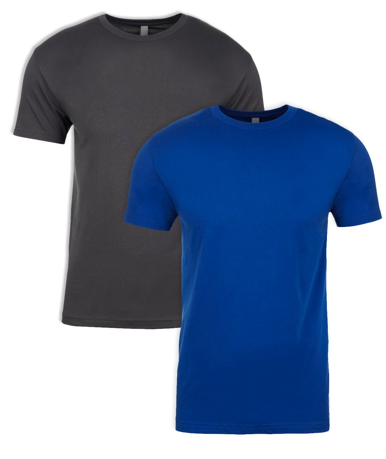 T shirt plain white front and back - Amazon Com Next Level Mens Premium Fitted Short Sleeve Crew T Shirt Sports Outdoors