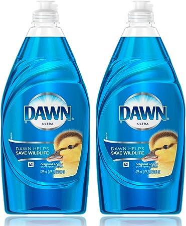 Dawn Jabón para Platos, líquido Ultra para lavavajillas, 21,6 oz ...