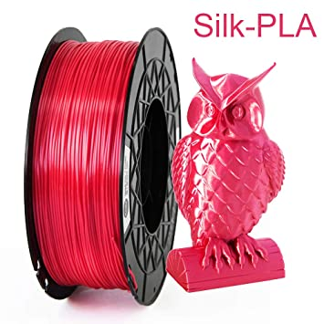 Blue 2.2lbs CCTREE 1.75mm PLA Filament Printing Material for Creality Ender 3,CR-10S,1kg Spool