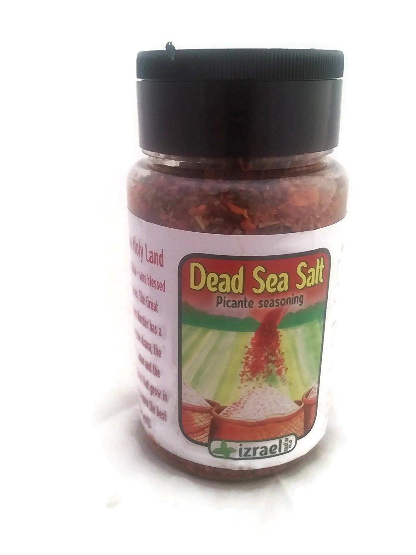 Dead Sea Salt - Picante (Spicy) Seasoning