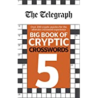 The Telegraph Big Book of Cryptic Crosswords 5 (The Telegraph Puzzle Books)