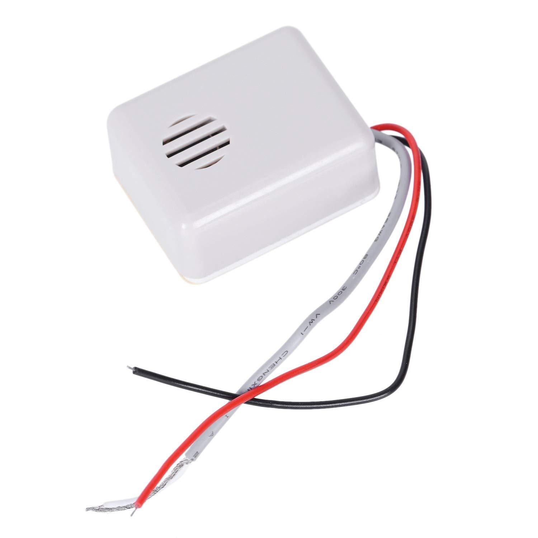 Cikuso CS-04 Monitor de Sonido de Alta fidelidad para Haikang Dahua Monitor de cámara de Red Detector de Sonido Especial: Amazon.es: Electrónica