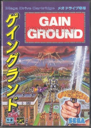 Gain Ground [Japan Import]