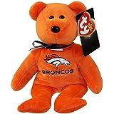 7d4cb679bb2 Amazon.com  NFL Philadelphia Eagles TY Beanie Baby Teddy Bear Plush ...