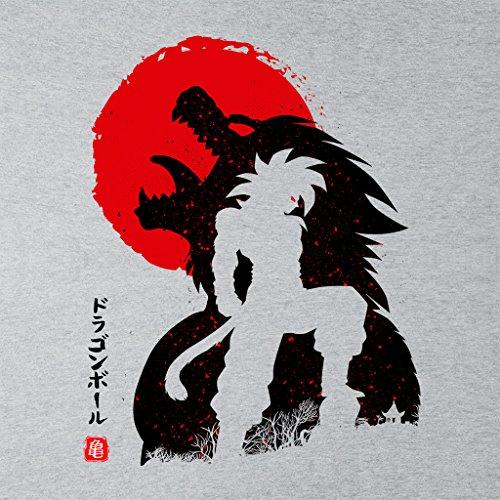 Cloud City 7 Dragon Ball Z Ozaru Goku Ssj4 Kids T Shirt
