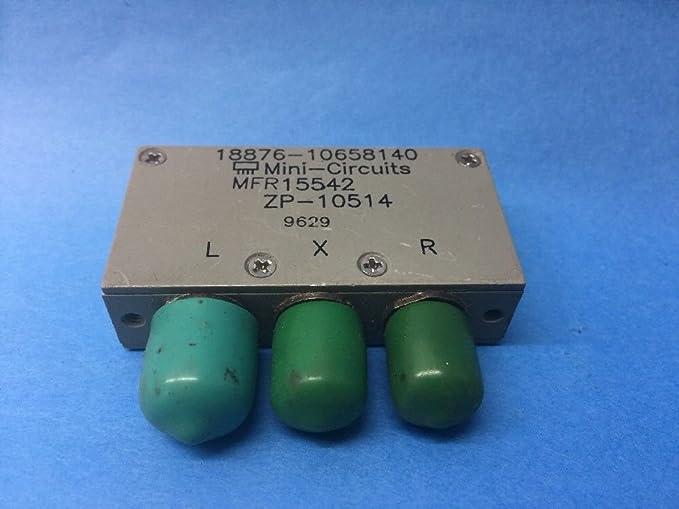 Amazon com: Scientific Components Corp  Mini-Circuits Coaxial