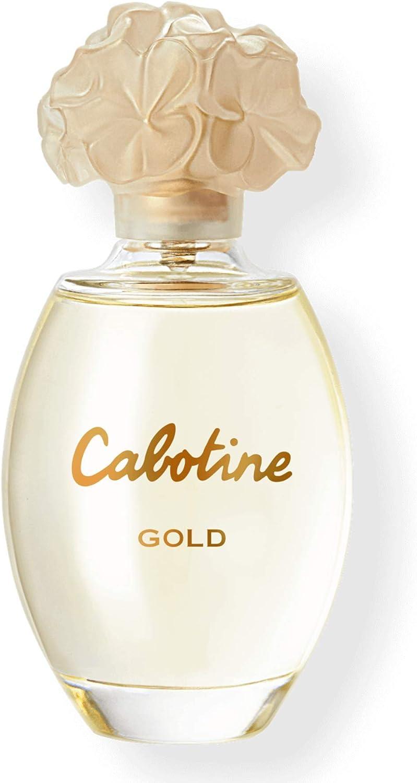 Perfumes de Mujer Original Cabotine Gold EDT EAU de Toilette 50 ml Agua de Tocador Fragancia Colonia duradera Oferta Regalo Cumpleaños Joven Fresca (Gres Gold EDT, 50 ml): Amazon.es: Belleza