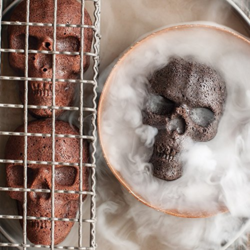 Nordic Ware Haunted Skull Cakelet Pan by Nordic Ware (Image #3)