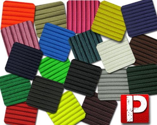 Paracord Planet Mil Spec Commercial Grade 550lb Type III Nylon Paracord