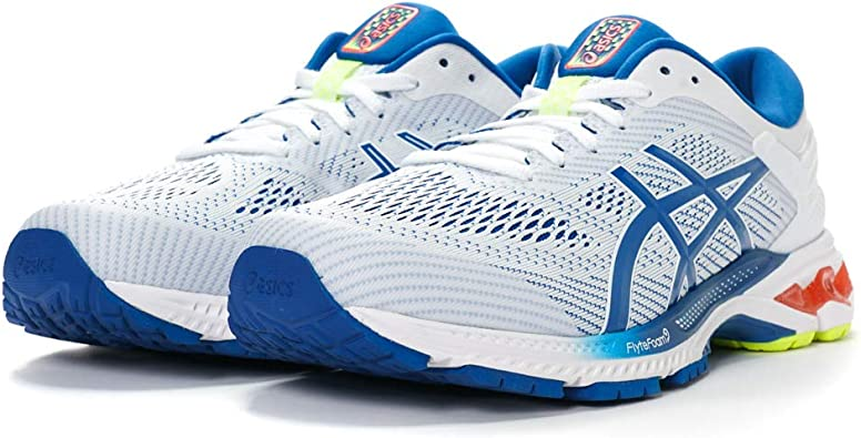 ASICS Gel-Kayano 26 Zapatillas para Correr - AW19: Amazon.es: Zapatos y complementos