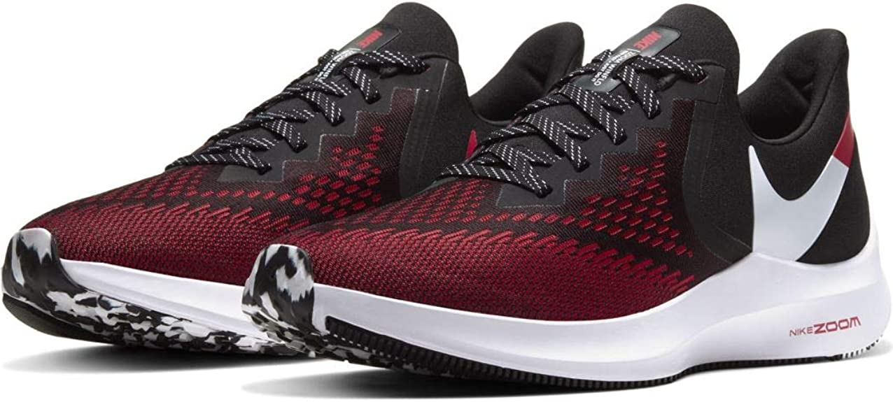 NIKE Air Zoom Winflo 6, Zapatillas de Atletismo para Hombre: Amazon.es: Zapatos y complementos