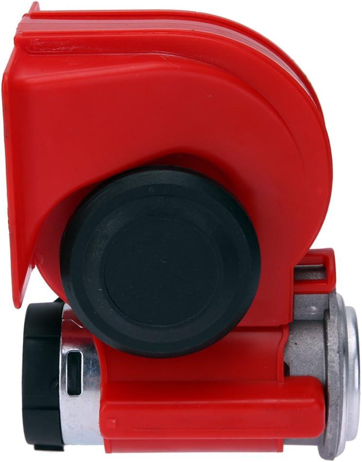 Laute Hupe kompakt elektrische Pumpe Foru-1 12 V 125 DB Hupe