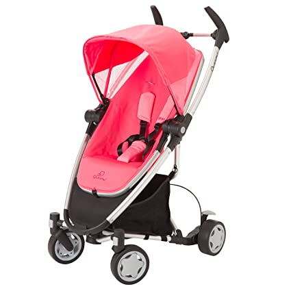 Quinny Zapp Xtra Stroller with Folding Seat, Pink Precious ...