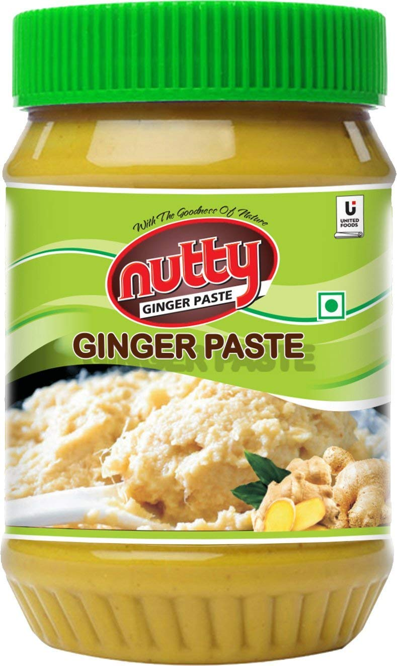 Nutty Ginger Paste - 1 Kgs., Natural: Amazon.in: Grocery & Gourmet ...