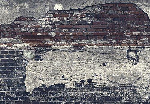 Murando - Vlies Fototapete 500x280 cm - Größe Größe Größe Format XXL- Vlies Tapete - Moderne Wanddeko - Design Tapete - Ziegel Ziegelstein f-A-0503-x-b B07H5QXM5V Wandtattoos & Wandbilder 6bb1d5